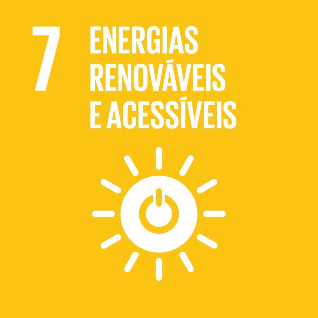 Objetivo 7: Energias Renováveis e Acessíveis