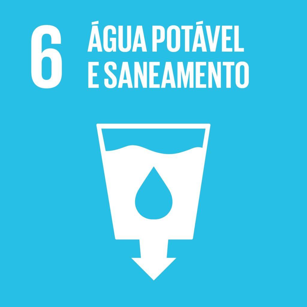 Objetivo 6: Água potável e saneamento
