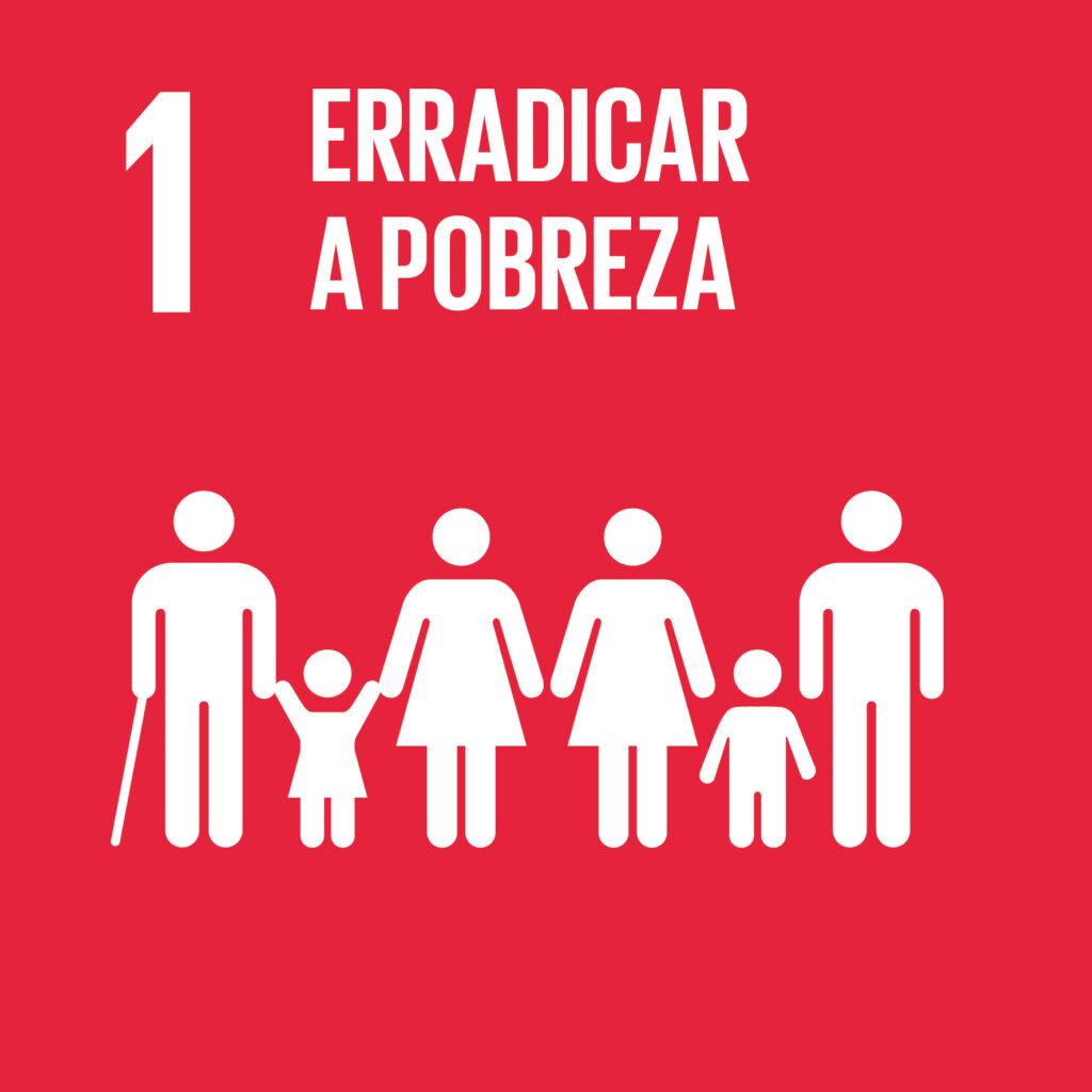 Objetivo 1: Erradicar a pobreza